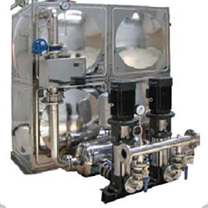 HYX箱式无负压给水设备